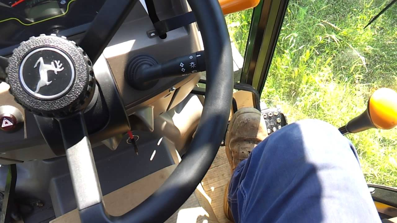 John Deere 214 >> John Deere 5080 GF vigneto 2013 - YouTube