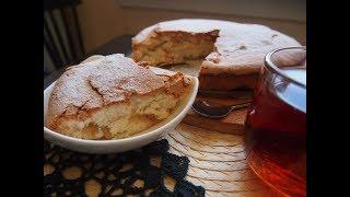 Легко и просто: Яблочная шарлотка (очень простой рецепт!)