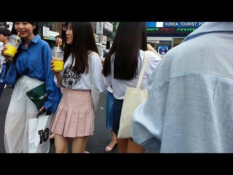 Korea Trip ฮงแดแหล่งช๊อปสุดชิค Hongik University Shopping Street