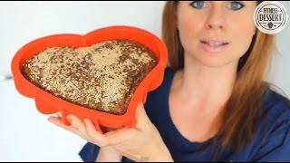 Bestes Low carb Brot fürs abnehmen mit nur 3g Kohlenhydrate -Fitness Herz Brot selber machen