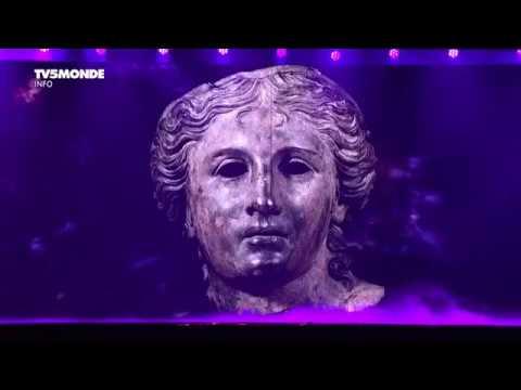 FRANCOPHONIE SUMMIT 2018 closing panorama and concert in Yerevan, Armenia