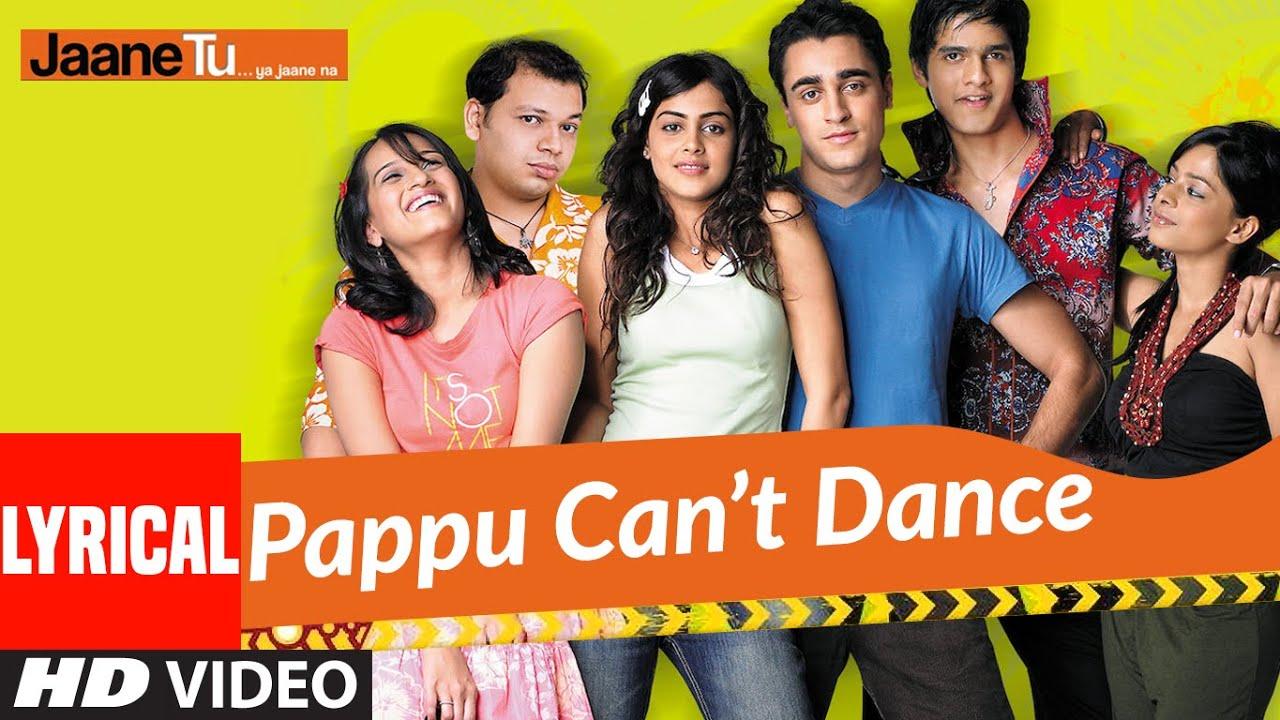 Download Lyrical: Pappu Can't Dance | Jaane Tu Ya Jaane Na | Imran Khan, Genelia Dsouza | A.R. Rahman