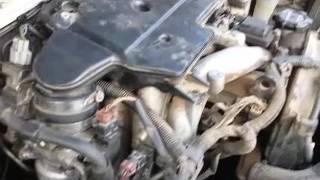 Mitsubishi Pajero  IO GDI,4G93,1.8 Pinin,Hesitant acceleration and worn piston Rings