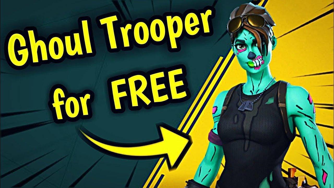 ghoul trooper code