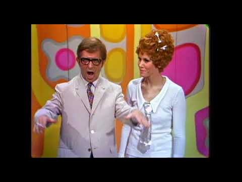 Sock It To Me Joke Wall | Rowan & Martin's Laugh-In | George Schlatter