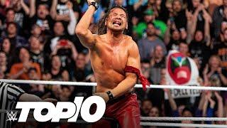 Shinsuke Nakamura's greatest moments: WWE Top 10, Jan. 24, 2021