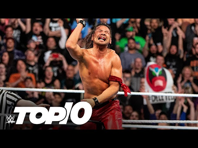 Shinsuke Nakamura's greatest moments: WWE Top 10, Jan. 24, 2021