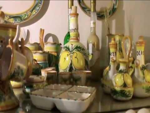 Ceramiche siciliane caltagirone a roma youtube