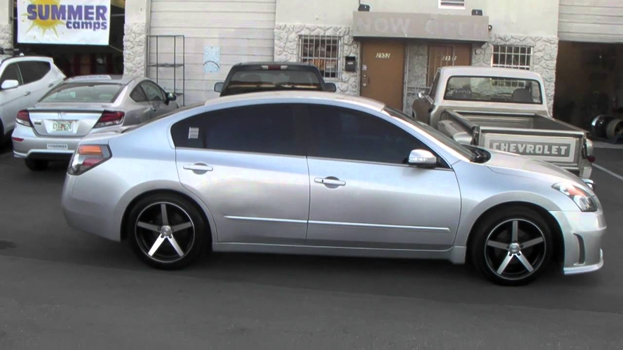 "877-544-8473 18"" Inch DC Rims A10 Concave Wheels 2007 Nissan Altima Wheels Free Shipping"