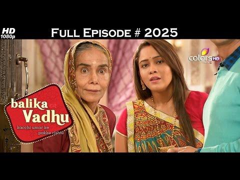 Balika Vadhu - 13th October 2015 - बालिका वधु - Full Episode (HD)