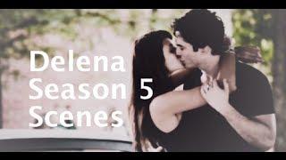 Video Best Delena Season 5 Scenes download MP3, 3GP, MP4, WEBM, AVI, FLV Agustus 2018