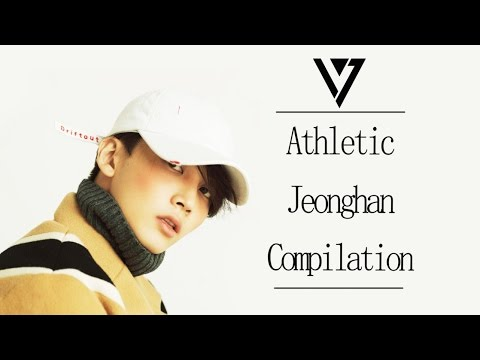 Seventeen Jeonghan Athletic Compilation