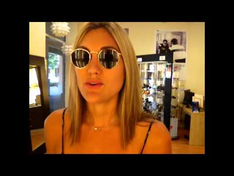 9d1bba3226 Ray Ban RB3447 Sunglasses Review (John Lennon Sunglasses) - YouTube
