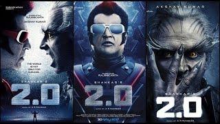 robot 2 20 enthiran 2 movie trailer teaser 2017 hd rajinikanth shankar akshay kumar amy