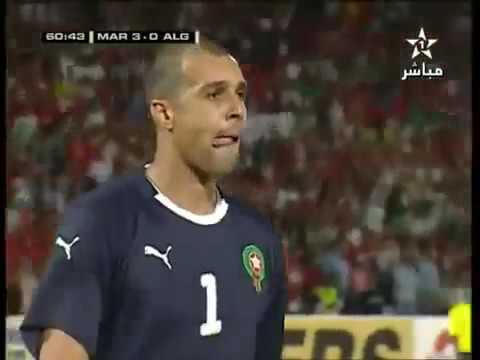 KOOORA  Maroc vs Algérie 4   0  04 06 2011  Stade De Marrakech