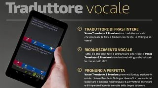 """Vasco Translator Premium 7"""" - IT"""