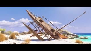 Моана - второй трейлер и полный мульт (6+)