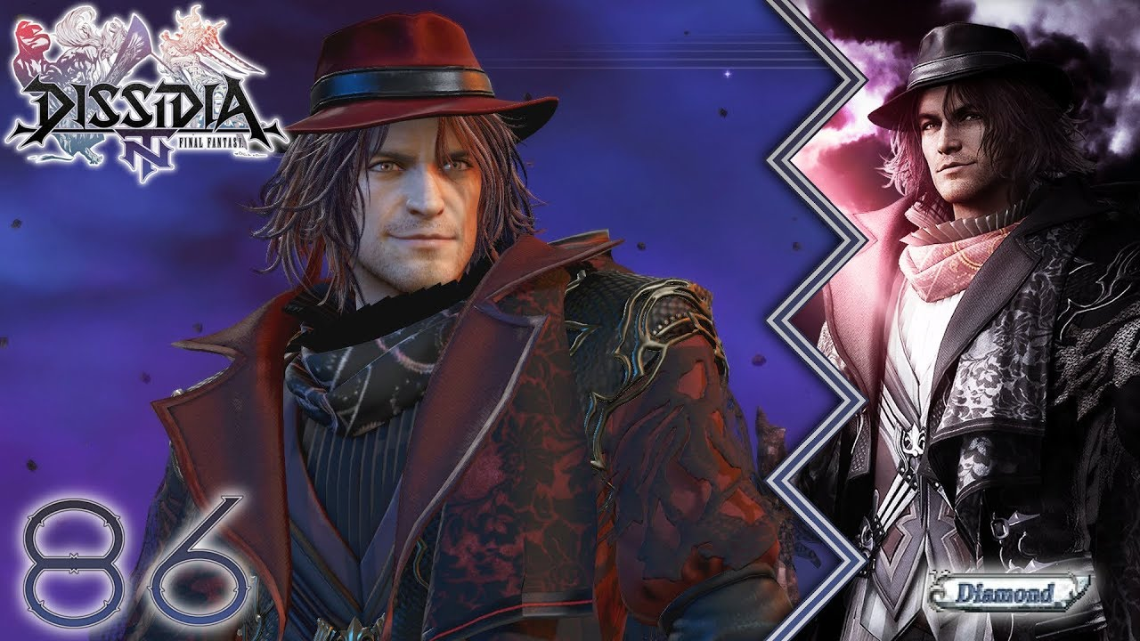 Dissidia Final Fantasy NT adds to Ardyn; official trailer
