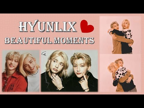 HYUNLIX - Almost all of their beautiful moments (UPDATED 2020)