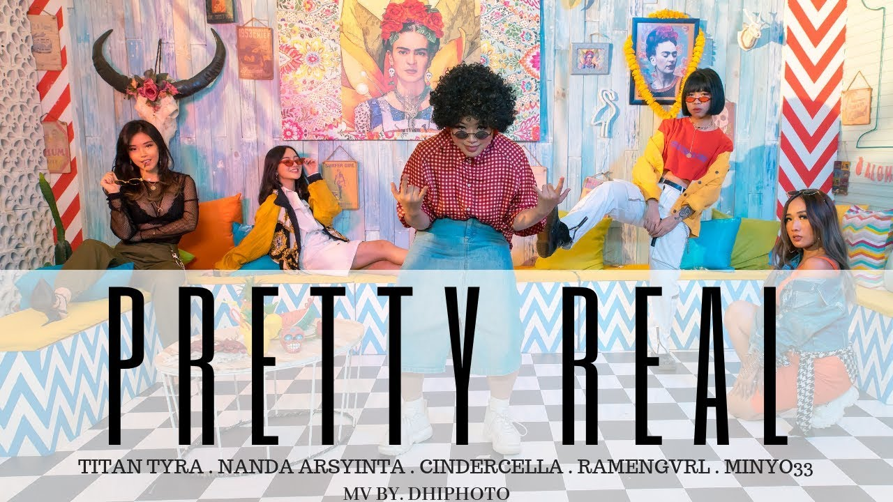 PRETTY REAL (Official MV) #1