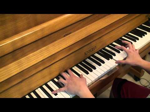 SHINee - Ring Ding Dong Piano by Ray Mak