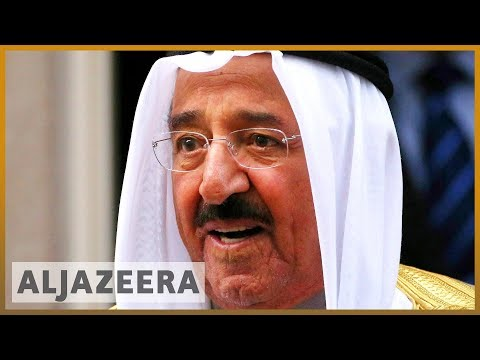 Kuwait emir warns over prolonged Qatar-GCC crisis