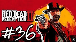 WŁOSKA MAFIA - Let's Play Red Dead Redemption 2 #36 [PS4]