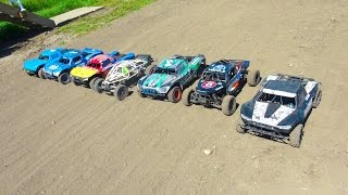 RC ADVENTURES - LiTTLE DiRTY 2.0 - 2016 Canadian Large Scale Gas Powered 4x4 Truck Racing