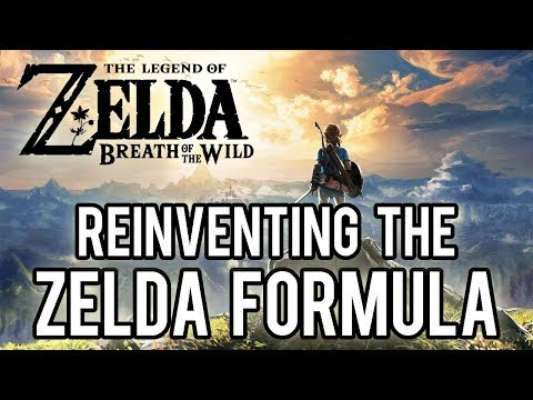 Reinventing the Zelda Formula: A Breath of the Wild Analysis