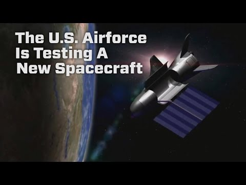 We Finally Know What The Air Force's X-37B Plane Is Doing