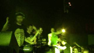 DJ Mehdi & Busy P: Live in Dublin 1 (HQ)