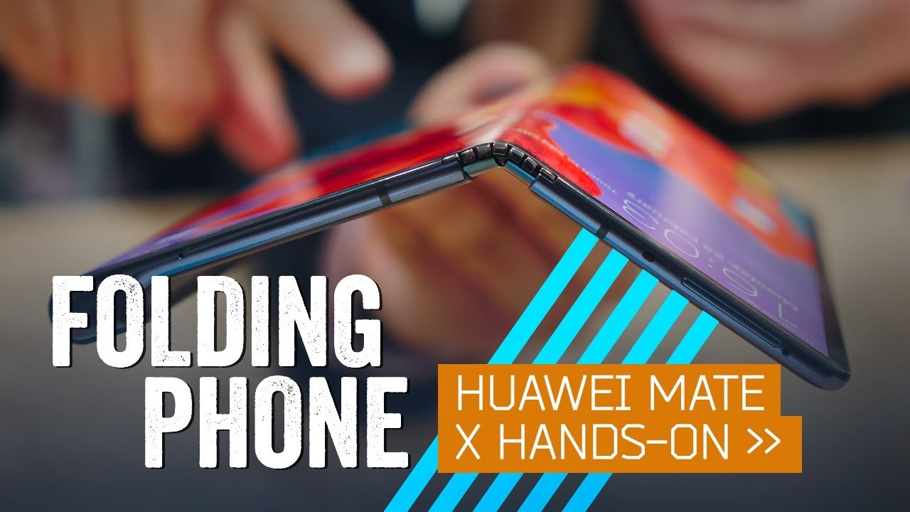 Photo of Huawei Mate X Hands-On: The Folding Phone Is The Future – هواوي