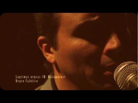 Negro Falótico- Lágrimas negras- (VIDEO OFICIAL) junto a M. Álvarez, R. Culotta y W. Raimondi.