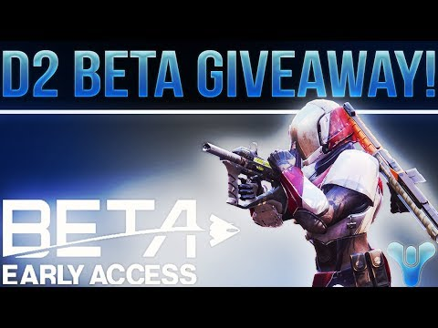 🔴 LIVE! DESTINY 2 BETA CODE GIVEAWAYS! PvE MLG Pro Stream! (6 of 12 Beta Codes)