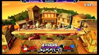 Super Smash Bros. Ultimate (Single Elimination) - BFGC|OkiDoki vs. Lucky