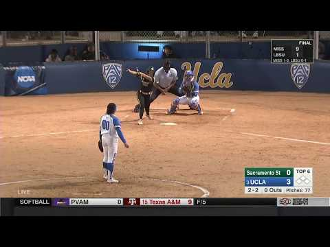 UCLA-Sacramento State Highlights (May 18)