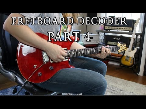 Fretboard Decoder Part 4 Is HERE! ( Today Only Offer)