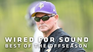 Wired For Sound, Offseason 'Best Of' With Mike Zimmer, Kirk Cousins  | Minnesota Vikings