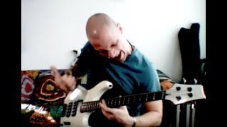 """Tell me Baby"" - Red Hot chili peppers slap Bass cover"