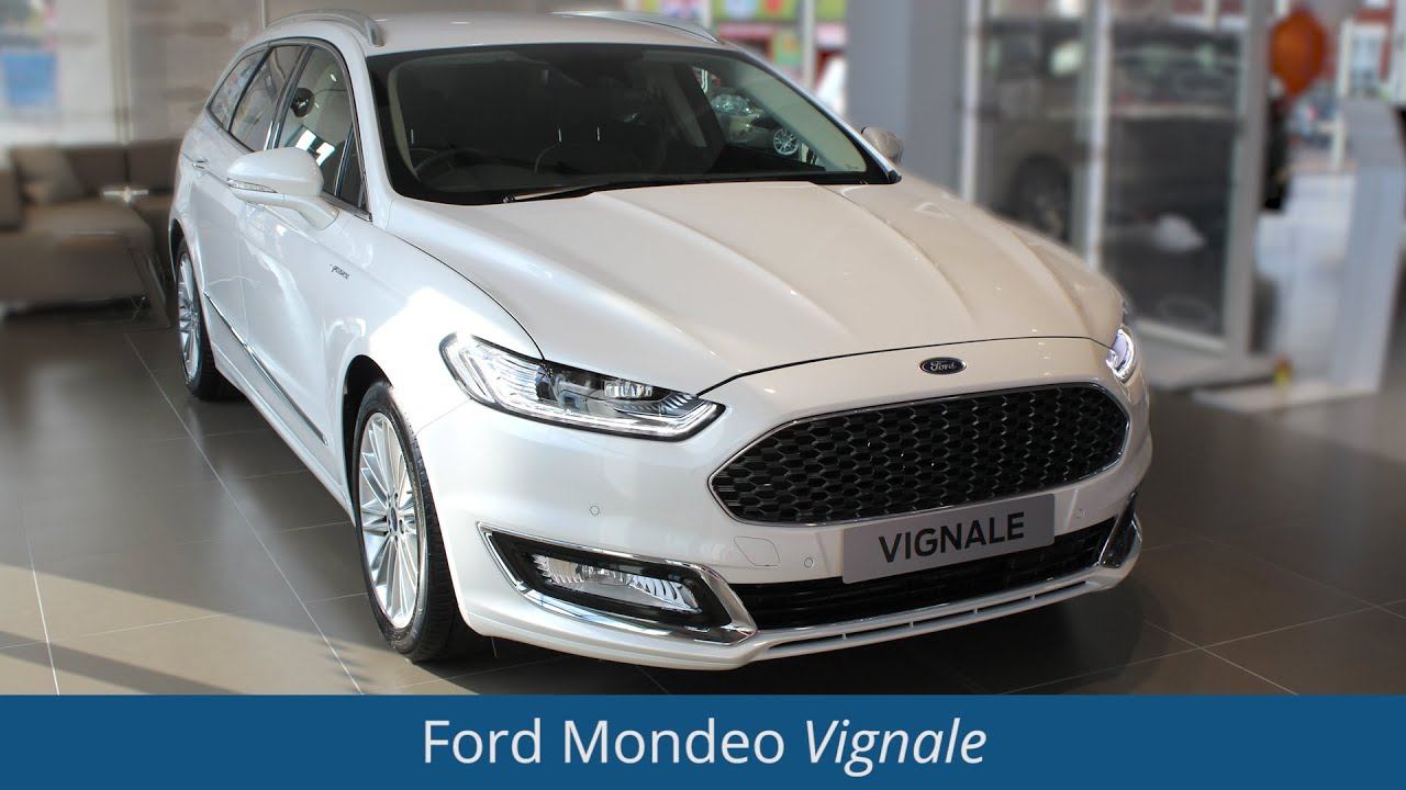 ford mondeo vignale 2015 review youtube. Black Bedroom Furniture Sets. Home Design Ideas