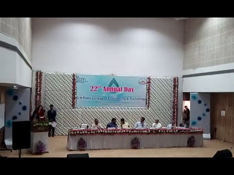 22nd Annual Day of GCET