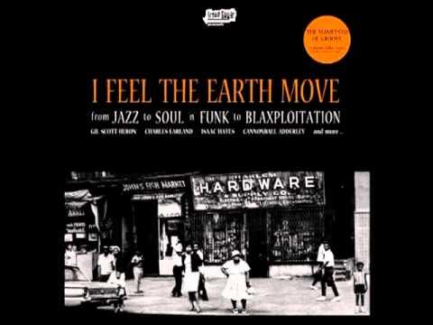 Boogaloo Joe Jones - I Feel The Earth Move
