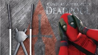How to make Deadpool Costume - Deadpool
