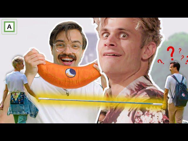 Bundet sammen for EN HEL DAG! - NRK FlippKlipp