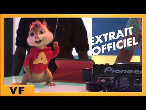 Alvin et les Chipmunks : À fond la caisse - Extrait Uptown Munk [Officiel] VF HD streaming vf