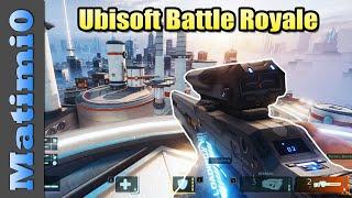 Ubisoft's New Battle Royale - Hyper Scape