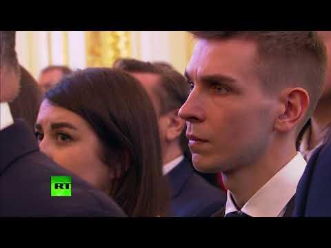 «Россия и дальше будет укреплять своё могущество»: инаугурационная речь Владимира Путина