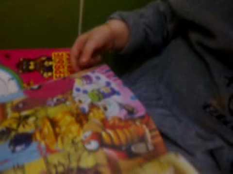 ребенок читает 1г2мес