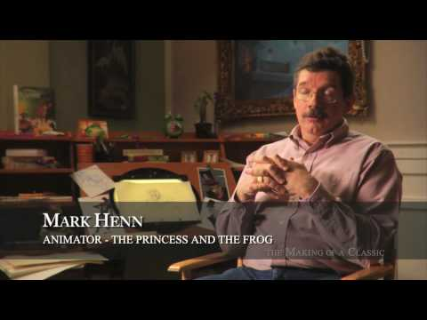 Disney The Princess & the Frog: The Making of a Classic