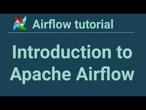 Airflow tutorial 1: Introduction to Apache Airflow